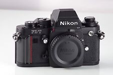 Premium Classic Nikon F3/T F-3 Titan Black Paint Body Tested - *Brand New*