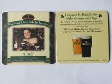 Beer Coaster - Guinness - Win Your Own Ireland Pub - 1994 Winner Jay Mulligan