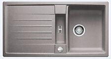 Blanco LEXA 5 S Einbauspüle Silgranit Alumetallic Grau 518643