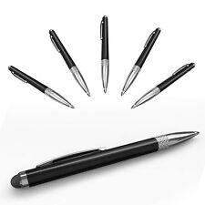 5x Touchpen mit Kugelschreiber Eingabestift für Tablet Smartphone Handy Kuli