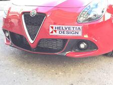 DAM Anteriore / Front SPOILER M.Y. 2016/VELOCE replica in Carbonio per Giulietta