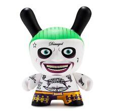 "Suicide Squad Joker 5"" Kidrobot Dunny Figure New in Box DC Comics Never Opened"