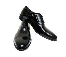 8c930380010392 Farbe  BlauObermaterial  Echtleder. Herren Lackschuhe Smoking Schuhe Gr.43  Schwarz