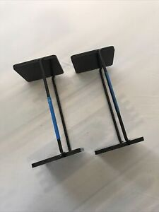 Two 20 Pound Powerblock Dumbbell Expansion Set-Blue 10 lbs each-New Open Box