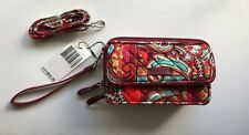 Vera Bradley Iconic RFID All In One Crossbody Regal Paisley