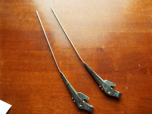 Rover P5B wiper arms original Trico genuine