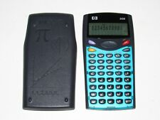 New ListingHp 30S Scientific Calculator w/ Slide Cover Tested Teal New Batteries