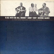 Big Bill Broonzy - Blues with Big Bill Broonzy, Sonny Terry [New CD]