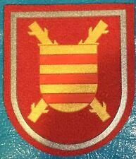 ESCARAPELA o parche textil brazo   PRIMER tercio de la legión GRAN CAPITÁN