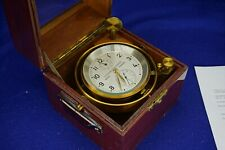German Chronometerwerke Wempe Marine Chronometer