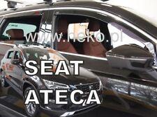 Heko derivabrisas seat Ateca 5-puertas año a partir de 2016 4-piezas regenabweiser 28242
