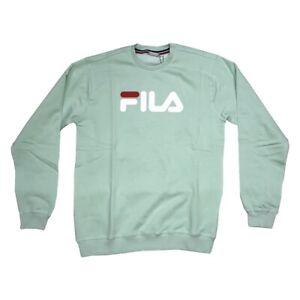 FILA Classique Pure Pull Col Brume Vert