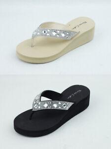 Brand New Thomas Calvi Flip Flops Sizes 4-8 UK Great For Summer!! FREE P&P