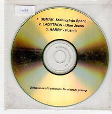 (FE835) BBmak / Ladytron / Harry, split single - DJ CD