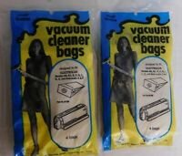 Electrolux Vacuum Bags 2 Sets Of 4 Bags M 205 Vintage Dust Queen Brand