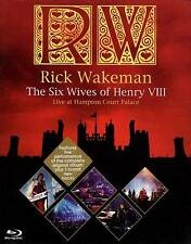 Rick Wakeman: The Six Wives of Henry VIII - Live at Hampton Court Palace DVD New
