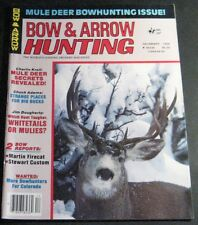 Bow & Arrow Hunting December 1988