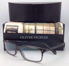 New OLIVER PEOPLES Eyeglasses DENISON OV 5102 1124 53-17 Grey/Matte Storm Frames