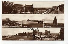 LARGS: Ayrshire multiview postcard (C17295)
