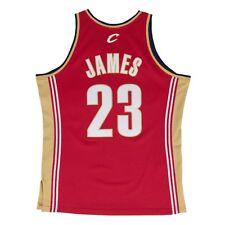 Lebron James 2003-04 Jersey Cleveland Cavaliers Swingman Mitchell Ness Medium