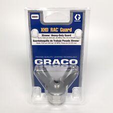 "GRACO XHD001 XHD RAC Heavy Duty Spray Tip Guard Holder 7/8"" Thread -  BRAND NEW"
