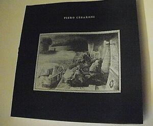 PIERO CESARONI disegni e incisioni / Orvieto galleria Maitani 1981