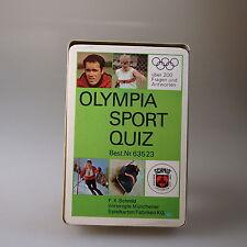 F.X. Schmid nº 63523 olimpia Sport Quiz alrededor de 1970 (41775)