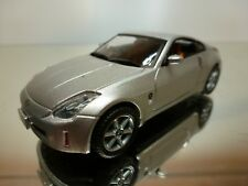 J-COLLECTION NISSAN FAIRLADY Z - GREY METALLIC 1:43 - EXCELLENT CONDITION - 12
