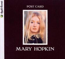 MARY HOPKIN: POST CARD REMASTERED CD INC 4 BONUS TRACKS POSTCARD / SEALED