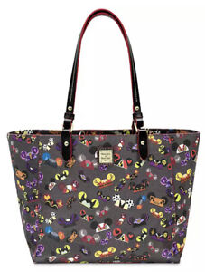 NWT Collectible Dooney & Bourke Disney Villains Ear Hat Tote Bag, Limited, Purse