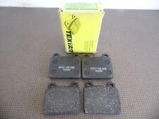 PLAQUETTES DE FREINS 91135195002 PORSCHE 911 BREAK PADS