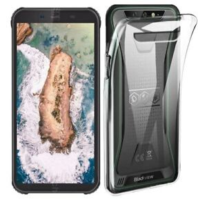 Case For Blackview BV5500 Pro Plus ShockProof Ultra Thin Soft TPU Silicone Cover