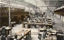 Lux Packing Room Port Sunlight Unilever factory unused old pc A Slimond