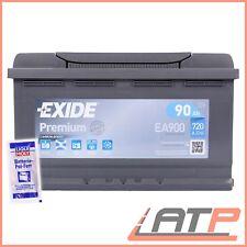 AUTOBATTERIE PKW-BATTERIE EXIDE EA900 PREMIUM CARBON BOOST 90-AH 720-A 31964276