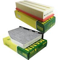MANN-Filter Inspektions Set  Luftfilter Innenraumfilter MLI-9661441