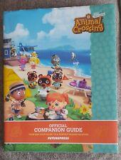 Animal Crossing New Horizons guide book