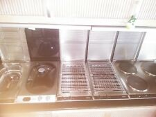 New listing Gaggenau Cooktop Stove Steamer Fryer Dual Grill & Vent System
