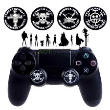 4 Pcs Patterned Silicone Repair Mod Thumbstick Grips for PS4 Xbox One Controller