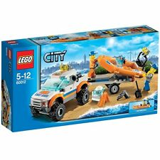 LEGO 60012 4 x 4 Diving Boat