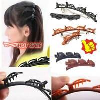 Double Bangs Frisur Haarnadel-Mode Haarnadeln-Kümmern Sie sich umPony Haarspange