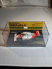 Ayrton Senna, 1983 McLaren Ford MP4/1C, F1, 1:43 Minichamps
