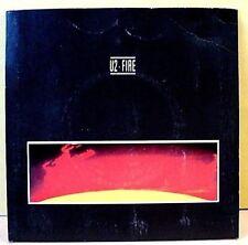 "U2 - Fire / J. Swallo - '81 Ireland press CBS 7"" Single + PS"