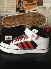 Adidas Varial II Mid FTWWHT/SCARLE/CBLACK Shoes Mens Size: 9 NIB NEW