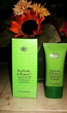 2- SERIOUS SKIN CARE REPLICATE & RENEW PLANT STEM CELL DOUBLE POWER CONCENTRATE