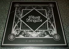 "GHOST BRIGADE-IV-ONE WITH THE STORM-2xLP+7"" VINYL+SLIPMAT+POSTER-500 ONLY-NEW"