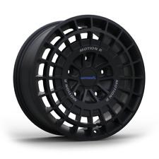 "18"" MOTION R VS1 Van Load Rated Wheels Gun Metal Ford Transit Custom 5x160"