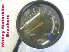 YAMAHA XS750 TACHO REV COUNTER XS 750 XS750S 750S 1978-1979 SPARES OR REPAIR