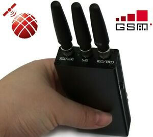 JAMMER / GSM / 3G /  GPS ISOLATORE BLOCCO FREQUENZE / BLOCK SIGNAL