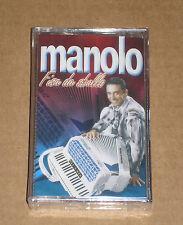 MANOLO - FISA DA SBALLO - MUSICASSETTA MC SIGILLATA (SEALED)