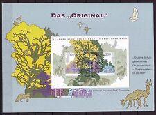 BRD-1997:  Karte mit Block 38  und ESST (BERLIN)